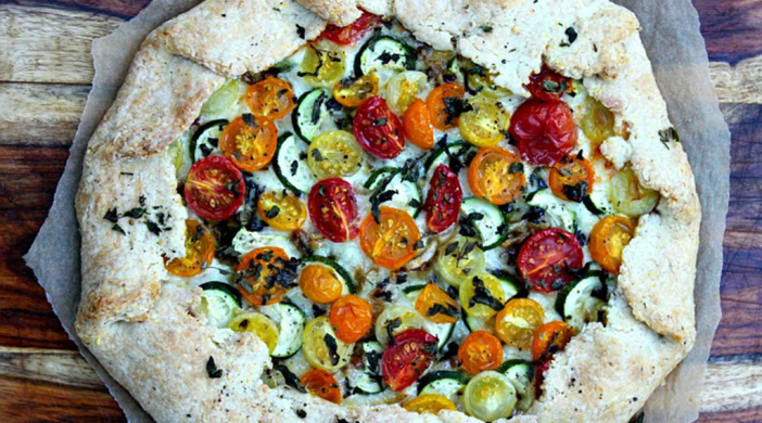 Source: http://www.recipegirl.com/2013/08/09/rustic-tomato-and-zucchini-tart/
