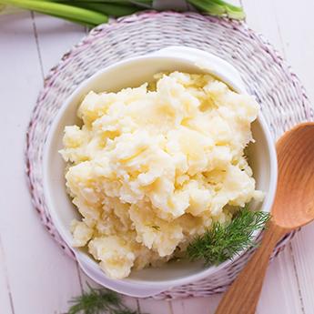 Mom's Famous Mashed Potatoes, Turned Vegan